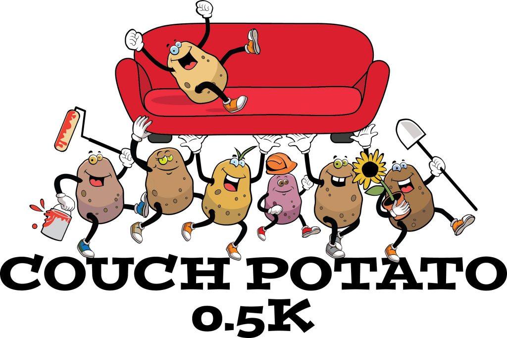 Couch Potato 0.5K Fun Run Saratoga Springs