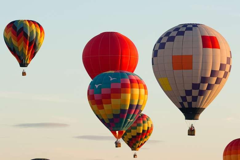 2021 Adirondack Balloon Festival